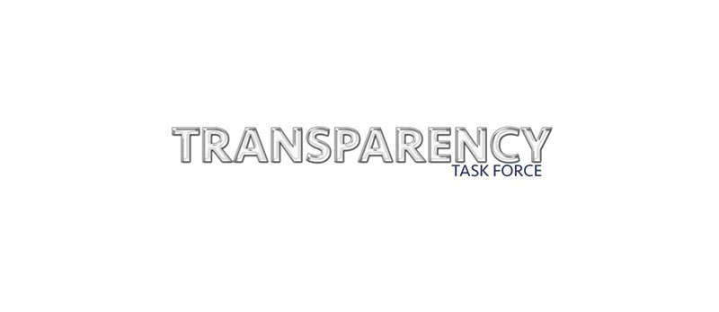 Transparency-Task-Force